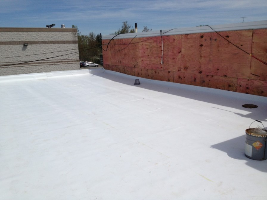 Pro Tec Roofing Inc Commercial And Industrial Roofing